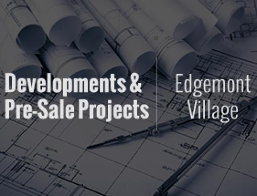 Edgemont Village Developments